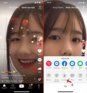 Cách tải video trên Tik Tok về điện thoại 2020 nhanh nhất