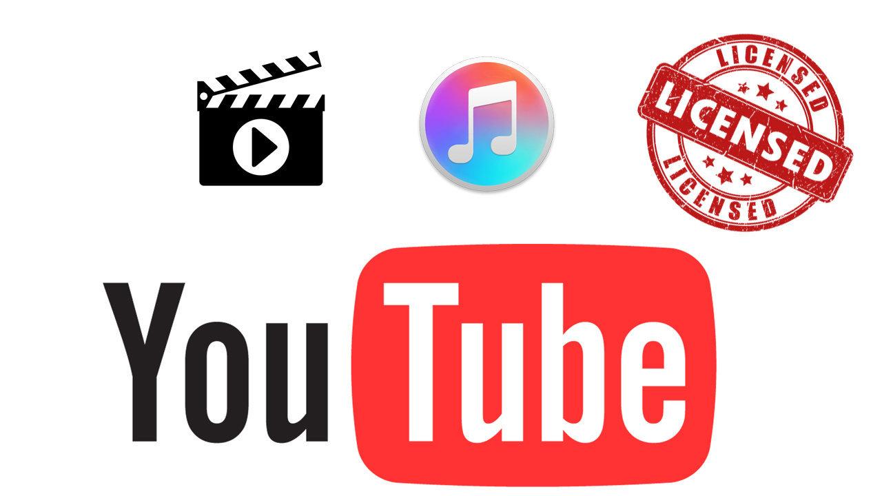 SỬ DỤNG VIDEO, ÂM THANH, HÌNH ẢNH TRÁNH VI PHẠM BẢN QUYỀN YOUTUBE